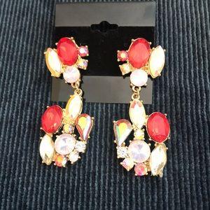 NWT Gemstone earrings